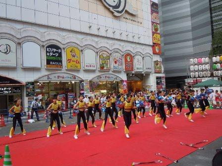 2015歌舞伎町パレード(1)