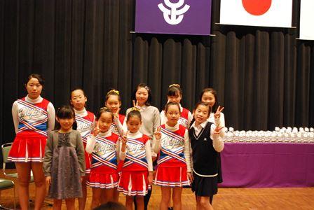足立区教育委員会児童・生徒褒賞式(2)