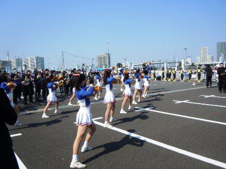 東京マラソン2016ランナー応援イベントマラソン祭り2