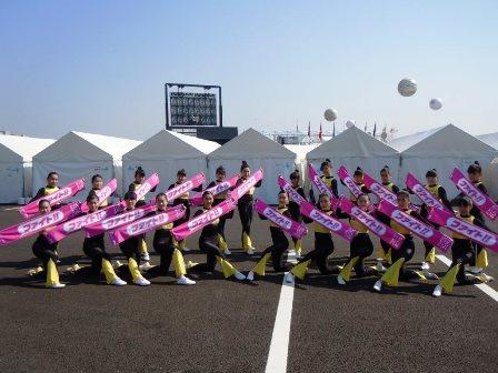 東京マラソン2016ランナー応援イベントマラソン祭り3