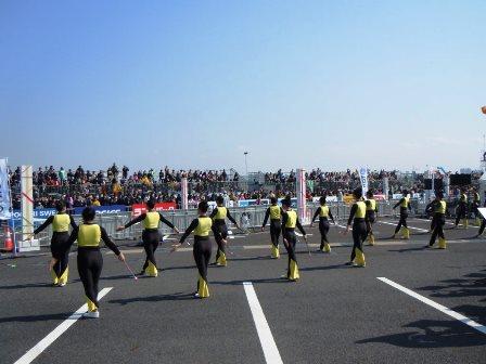 東京マラソン2016ランナー応援イベントマラソン祭り6