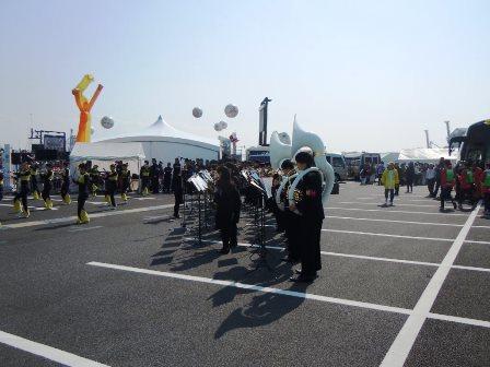 東京マラソン2016ランナー応援イベントマラソン祭り7