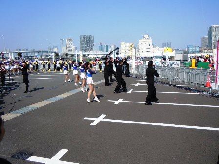 東京マラソン2016ランナー応援イベントマラソン祭り8